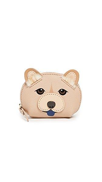 Kate+Spade+New+York+Chow+Chow+Coin+Purse+Handbag+ +Bag