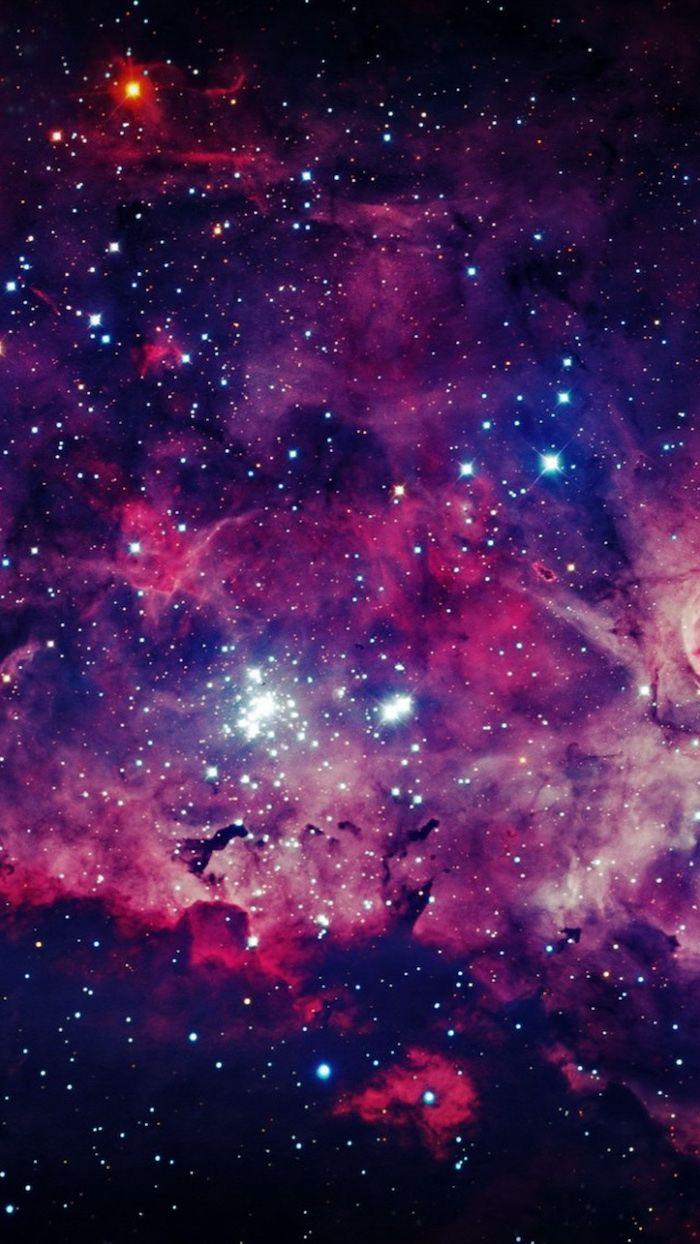 Purple Pink Red Blue Orange Black Galaxy Filled With Stars Samsung Galaxy Wallpaper Cool Galaxy Wallpapers Galaxy Wallpaper Samsung Galaxy Wallpaper