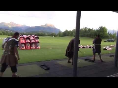 Keep Calm & Golf On - Legio XXI Rapax on YouTube