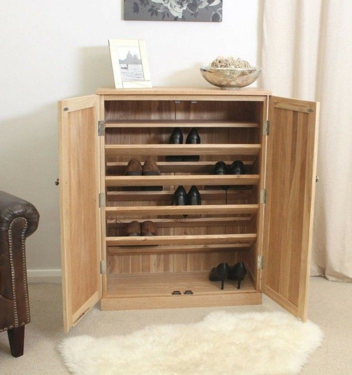 die besten 25 schuhschrank selber bauen ideen auf. Black Bedroom Furniture Sets. Home Design Ideas