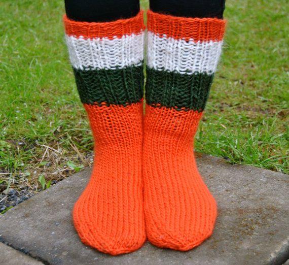 Icelandic Woolen Socks  Handmade with 100 by IcelandicKnitsbyAnna, $29.00