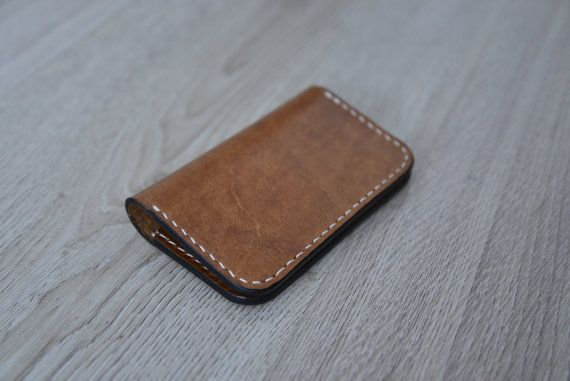 Hey, I found this really awesome Etsy listing at https://www.etsy.com/listing/233367945/leather-cardholder-twofold