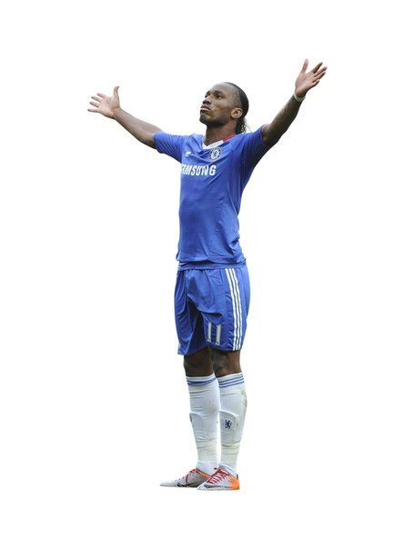 Chelsea Legend Didier Drogba... ♥