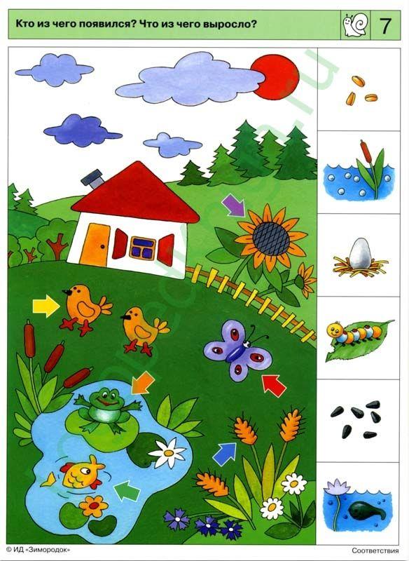 пособие логико-малыш в картинках способы для
