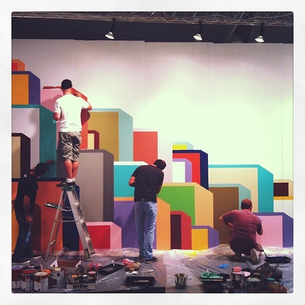17 best ideas about mural painting on pinterest wall for Mural joe painting