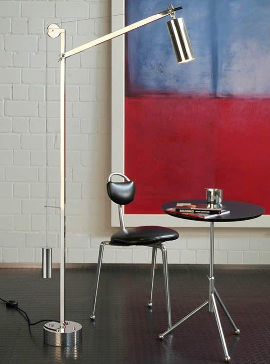 Tecnolumen BH23 Bauhaus-Stehleuchte   Bodenlampe, Lampen ...
