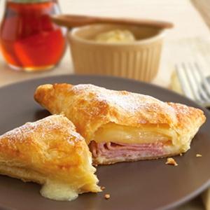 Baked Monte Cristo Sandwiches!