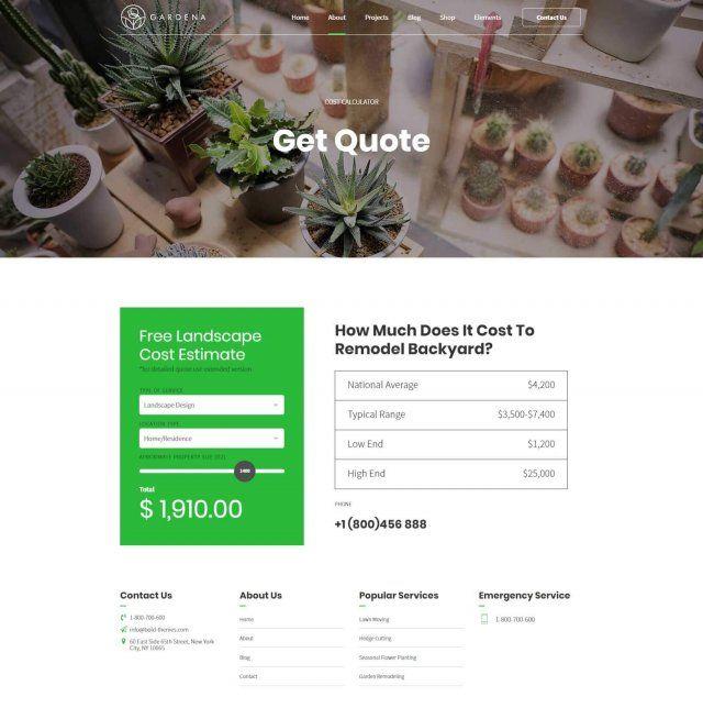 Gardena — Landscaping & Gardening   Stylelib   Wellness design, Gardena, Landscape