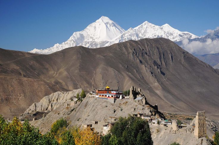 Buddhist Temples Nepal.