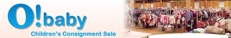 O!baby Children's Consignment Sale