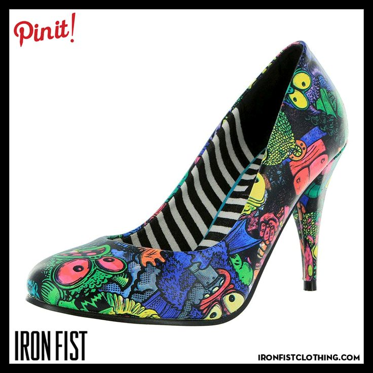 Cheap iron fist shoes sale