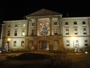 #Christmas #light #displays in #Charlottetown #blog. http://discovercharlottetown.ca/blog/looking-a-lot-like-christmas/
