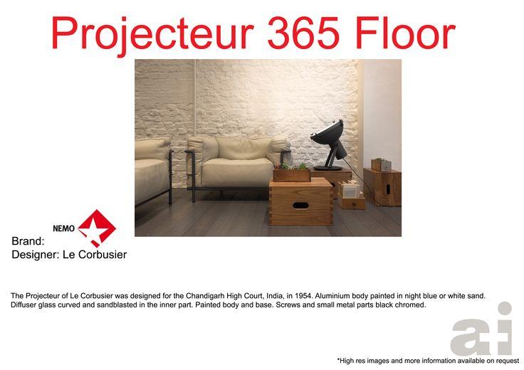 #Nemo # Projecteur365Floor #lamp