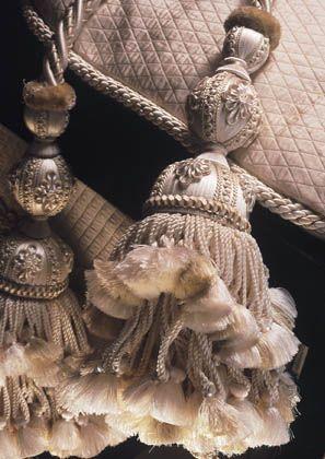 Plaisir de velours - Declercq Passementiers