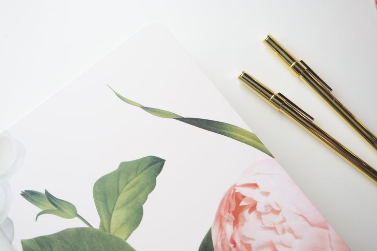 Laura Hadley | A Beauty & Lifestyle Blog: Kate Spade Stationery At Rooi