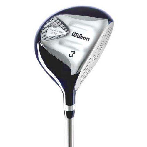 UK Golf Gear - Wilson Golf Club DC ProStaff Ladies Graphite Woods