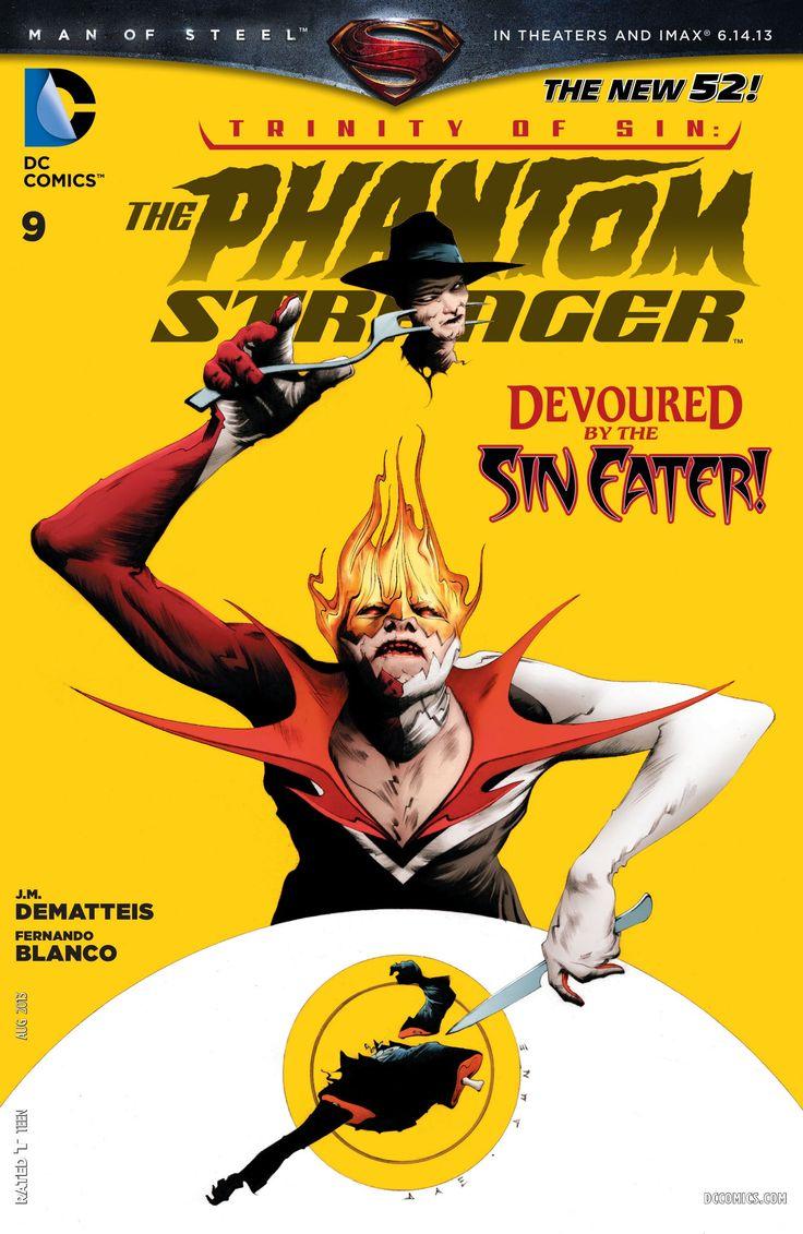 Trinity Of Sin: The Phantom Stranger #9