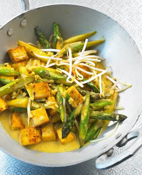 Gelbes-Curry Rezept - [ESSEN UND TRINKEN]
