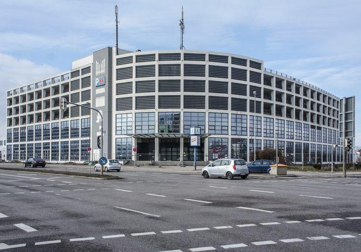 Altes Einkaufszentrum Meisterkauf