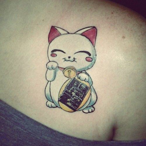 17 best images about tattoo on pinterest lucky cat for Tattoo shops in columbus