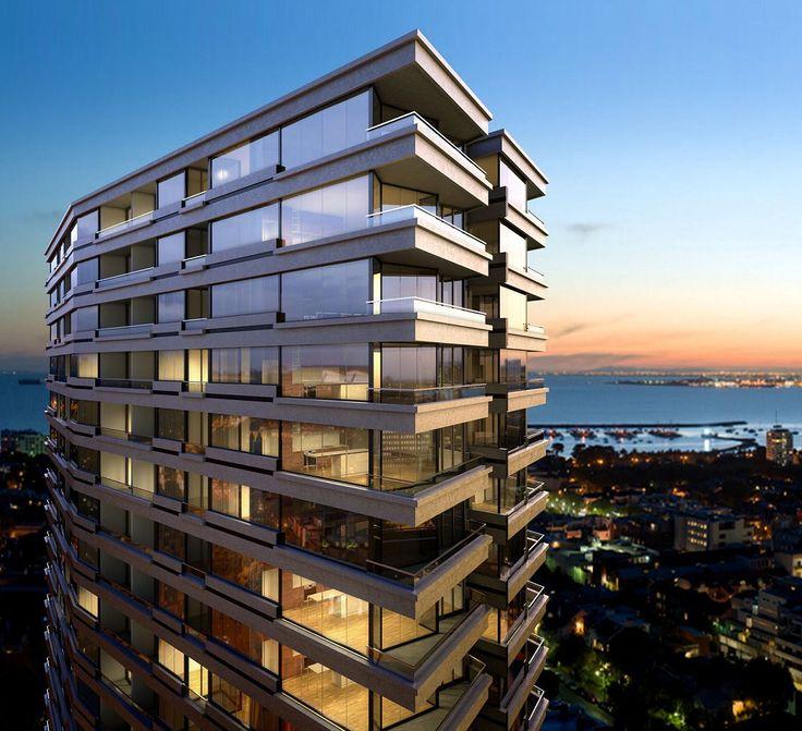 3-5 St Kilda Rd   St kilda, Luxury apartments, Melbourne ...