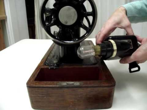 514 best images about vintage sewing machines mainly for Antique electric motor repair