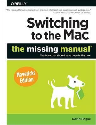 Switching to the Mac. This book describes the Macintosh equivalents and explains how to move data to them. Learning OS X Mavericks. Once you've moved into the Macintosh mansion, a final task awaits: Learning your way around. Fortunately, you're in good hands with the author of the #1 bestselling guide to OS X. Available at Campbelltown campus library. #macintosh #macosx #apple