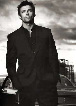 Hugh Jackman: such a greater respect for him as an actor after seeing Les Mis... Brilliant!