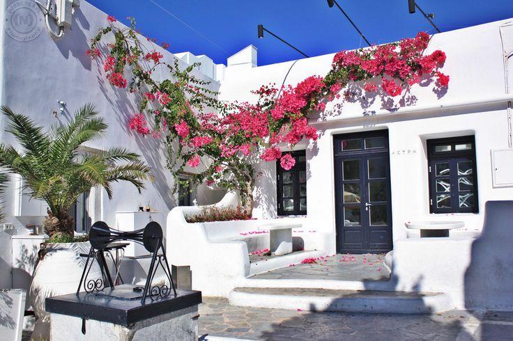Astra Bar, Mykonos by Nikki A