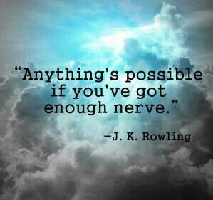 - J.K. Rowling #author #quote
