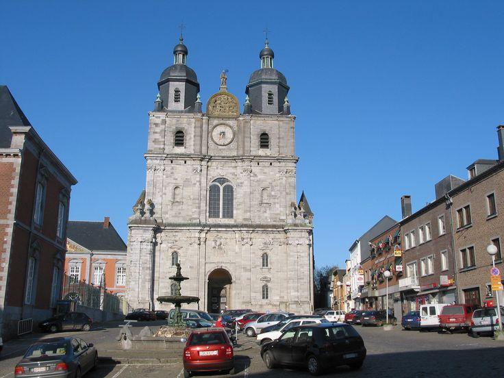 Saint-Hubert, Basilica