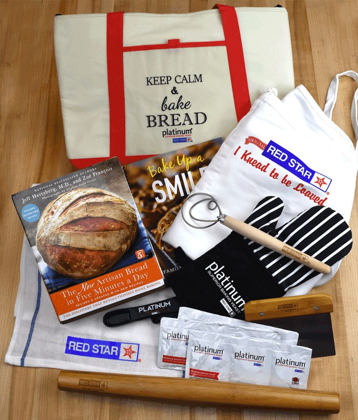 Fall Bread Baking Giveaway | Enter to win today! Contest ends 10/22/17 at 11:59pm. Find giveaway at redstaryeast.com #RedStarYeast #giveaway
