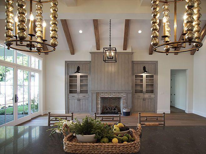 Kitchen fireplace heather ryan interior designer for Interior designer phoenix