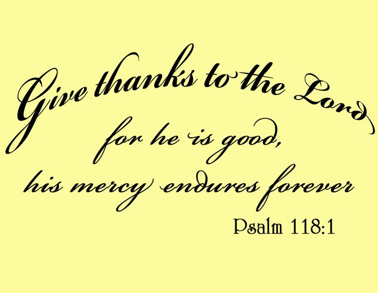 Vinyl Wall Decal Bible Quote / Christian Psalm 1181 by miceandmugs