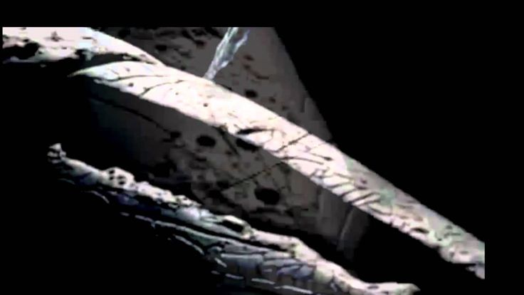 moon spaceship I stabilized video material I apollo 20 mission I NASA vi...