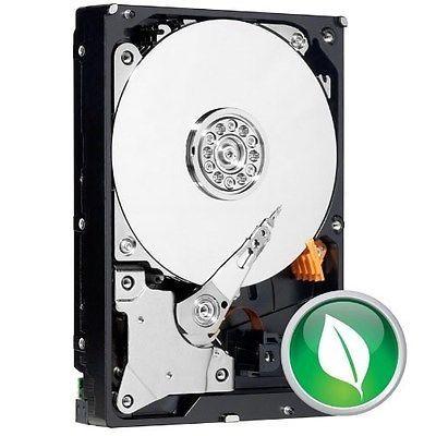 "WD Green WD10EARS 1 TB  5400 rpm  Serial ATA/300 - Serial ATA - 3.5"""