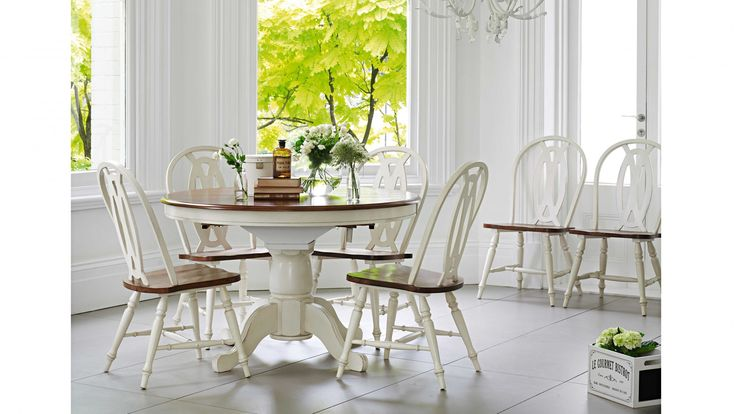 Hampshire 7 Piece Dining Set Every Home is a Stage  : 8abc79019e847fff3d79be394ebf8343 from www.pinterest.com size 736 x 414 jpeg 47kB
