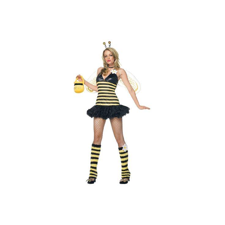 Halloween Women's Daisy Bee Costume X-Small, Size: XS, Yellow