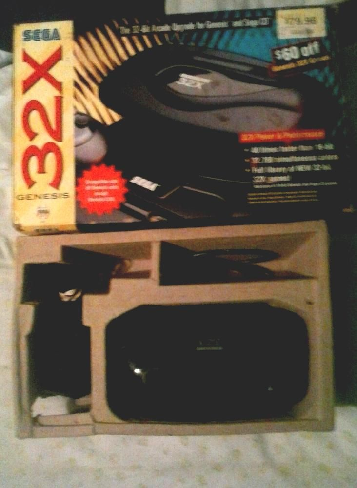 from $80 - #sega 32 x complete.