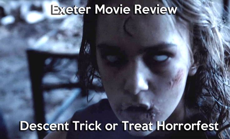 Don't miss our review of Exeter  http://www.descentsundays.com/gothic-news/goth-culture/movies/horror/exeter-movie-review/