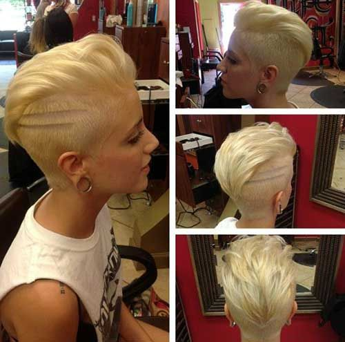 15 Funky Short Haircuts 2015 – 2016   http://www.short-haircut.com/15-funky-short-haircuts-2015-2016.html