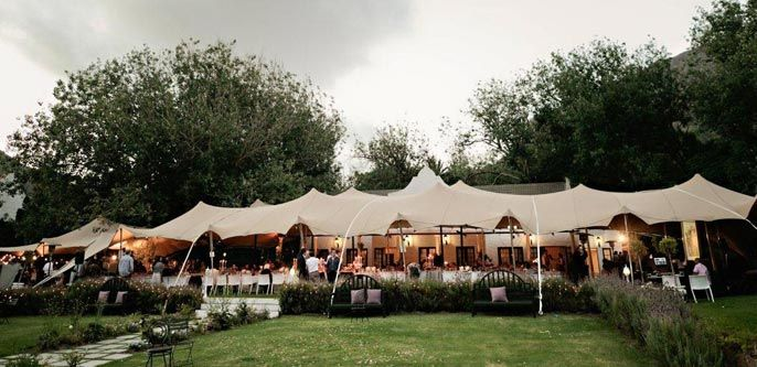 Riverside Estates Elegant Garden Wedding And Function Venue Hout Bay Cape Town South Africa Venues Pinterest