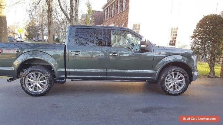 2015 Ford F-150 4 DOOR #ford #f150 #forsale #unitedstates