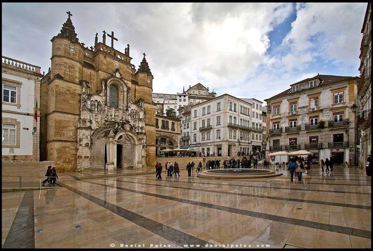 Coimbra - Fotografia de Daniel Palos