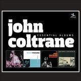 The Essential Albums: Lush Life/Soultrane/Stardust/Kenny Burrell & John Coltrane [CD], 15995988