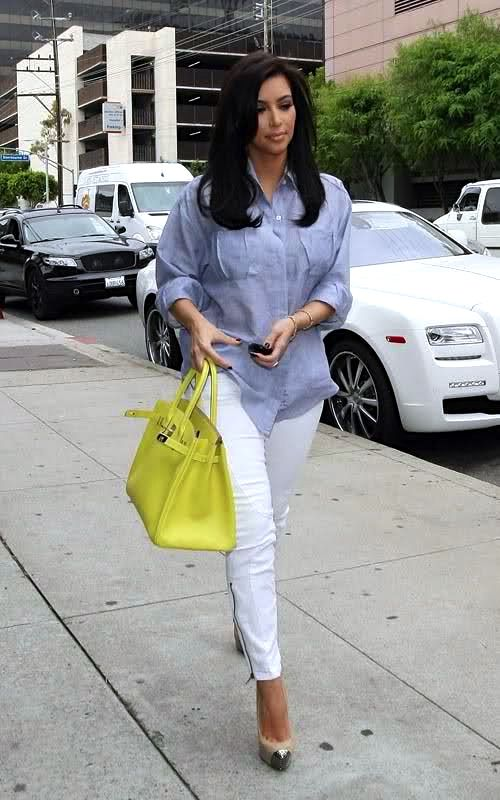 Kim Kardashian Street Style My Everyday Looks