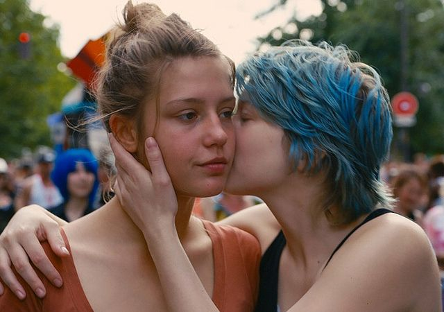 """""""Blue is the Warmest Color."""""""