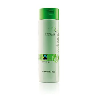 Oriflame Ecobeauty Shower Gel    Sprchový gel Oriflame Ecobeauty