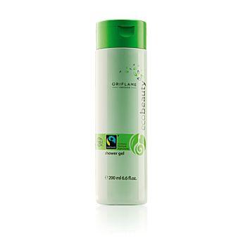 Oriflame Ecobeauty Shower Gel    Sprchový gel Oriflame Ecobeauty