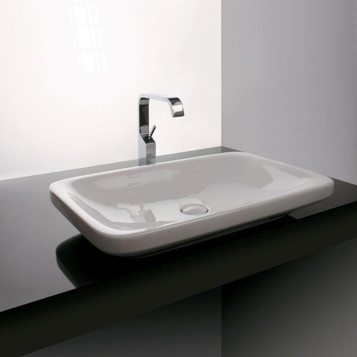 modern bathroom fountain valley reviews%0A Exquisite modern highend luxurious ceramic bathroom vessel countertop sink